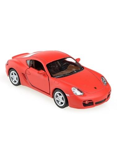 Porsche Cayman S  1/34-Kinsmart